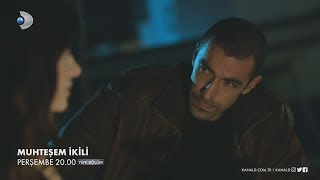 Muhteşem İkili / The Magnificent Duo - Episode 8 Trailer 2 (Eng & Tur Subs)