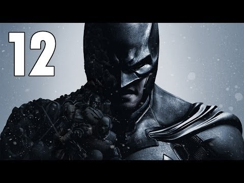 "Batman Arkham Origins - Episode 12 ""Gotham Merchants Bank"""
