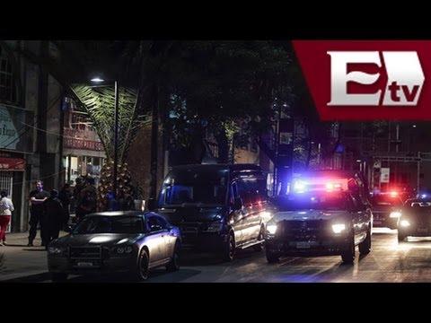 Violencia entre narcomenudistas de Tepito / Narcomenudistas en el barrio bravo de Tepito