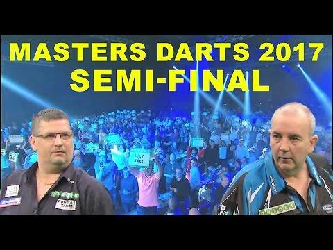 Anderson v Taylor [SF] 2017 Masters Darts [HD]
