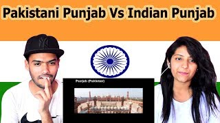 Indian reaction on Pakistani Punjab Vs Indian Punjab | Swaggy d