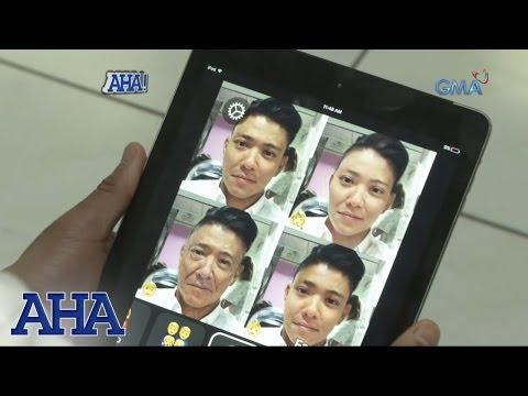 AHA!: AHA!-mazing mobile application