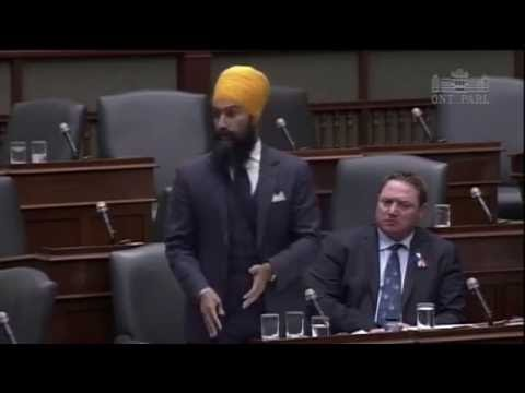 Ontario Liberal Government votes down 1984 Sikh genocide motion