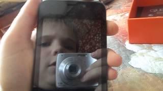первый обзор смартфона на канале! - QUMO Quest 350