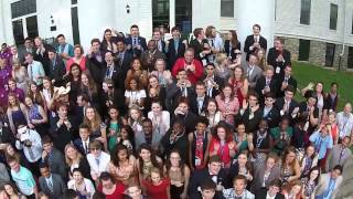 Conference on National Affairs Aerial Footage