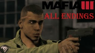 Mafia III - All 3 Endings Mp3