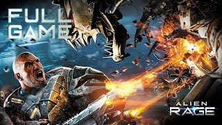 Alien Rage (PC) - Full Game HD Walkthrough - No Commentary