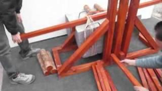 HERODOTUS Machine of Short Woods by NICCOLAI TEKNOART SNC (FIRENZE)