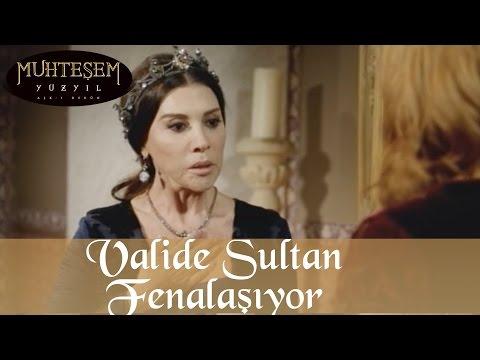 Valide Sultan Fenalaşır - Muhteşem Yüzyıl 40.Bölüm