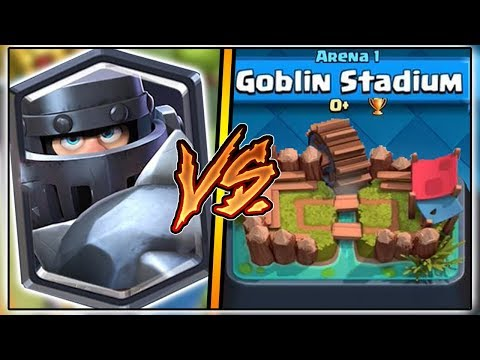 How To Use And Counter Mega Knight Clash Royale Doovi