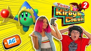 TEAM Kirby Clash Deluxe 2019 Abrelo Game #2 | Nintendo Switch