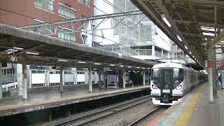E257系 特急あずさ号新宿行 国分寺通過