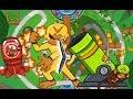 Crazy Combo - Mortar Boomerang - Bloons Td Battles video