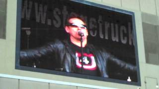 Bono And U2 In Nanaimo Bc 03 17 2015 ?