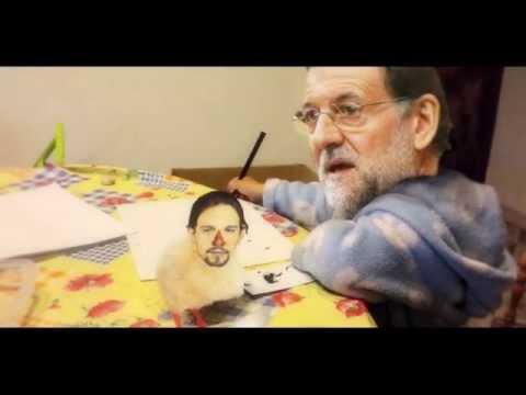 La que ha liao el pollito, versión Pablo Iglesias y Rajoy