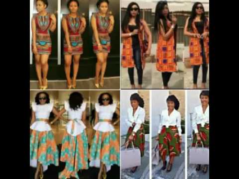 Modern African Fashion, African Print Styles