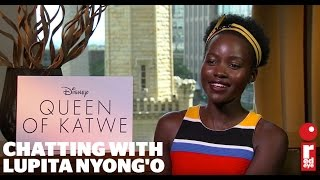 Lupita Nyong'o talks 'Queen of Katwe'(RedEye's Lauren Chval interviews Lupita Nyong'o., 2016-09-19T15:23:22.000Z)