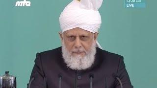 2016-04-01 Khalifat-ul-Masih II. (ra): Die Perlen der Weisheit