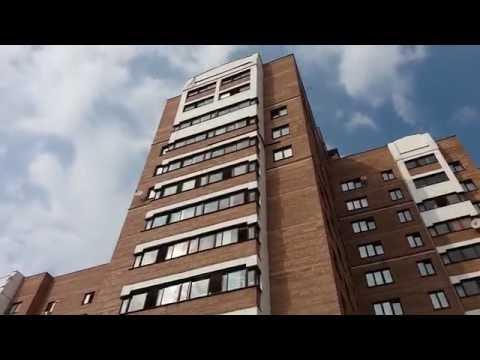 Минск: Зеленый луг / архитектура [Full HD]
