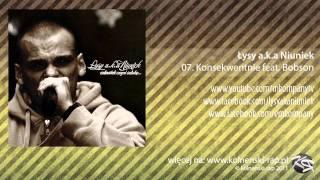 07. Łysy a.k.a Niuniek - Konsekwentnie (ft. Bobson)