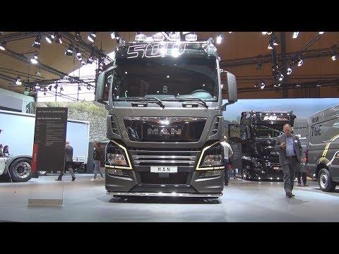 MAN TGX EvoLion 18.500 4x2 Tractor Truck (2020) Exterior And Interior