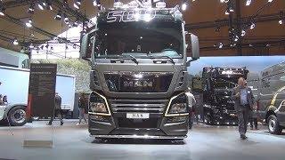 MAN TGX EvoLion 18.500 4x2 Tra¢tor Truck (2020) Exterior and Interior