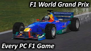 F1 World Grand Prix (2000) - Every PC F1 Game