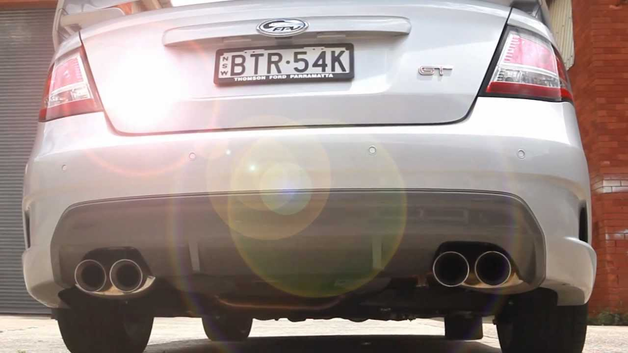 xforce fpv fg quotcoyotequot gt 335 performance exhaust youtube