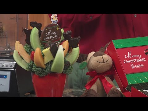 Edible Arrangements for the Holidays