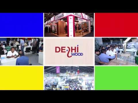 Delhi Wood 2017 - Asia's Largest International Trade Fair