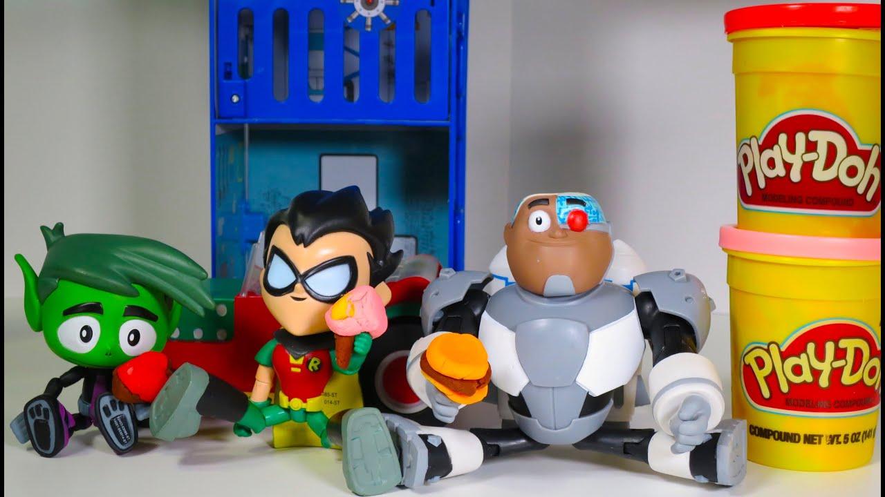 Teen Titans Toys 48