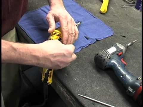 hqdefault how to remove and replace the brushes in a corded dewalt drill dewalt dw505 wiring diagram at gsmportal.co