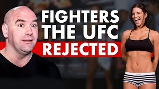 Download 10 Fighters The UFC Rejected Mp3 and Videos