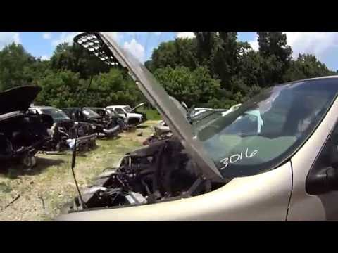 Как выглядит разборка (свалка) авто в Англии