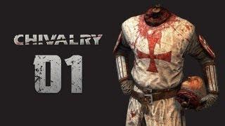 Chivalry: Medieval Warfare [Beta] - 1 - Training