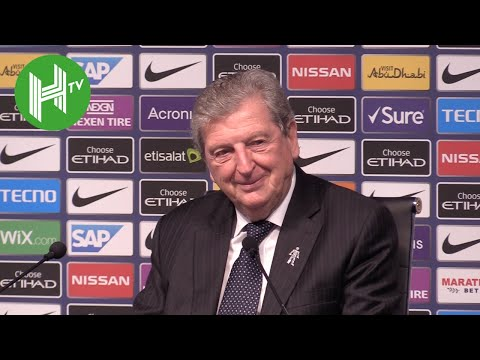 Man City 2-3 Crystal Palace | Roy Hodgson: Andros Townsend strike was extraordinary