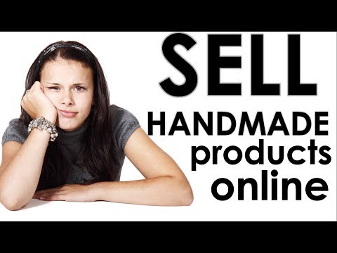 {HINDI} sell handmade, homemade items online in india || art and craft || how to sell handicraft ✔✔