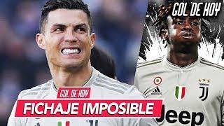 El imposible fichaje de Cristiano Ronaldo I El nuevo saIario de KEAN, la nueva JOYA I GOL DE HOY