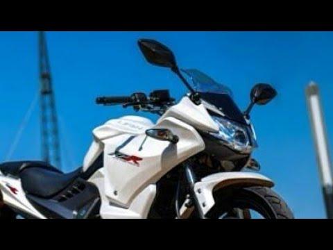 La moto SUPER  Rendidora   50km x litro KPR 200, 2018