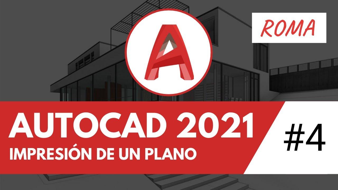 AutoCAD Básico     Módulo 4    Impresión de un Plano en AutoCAD