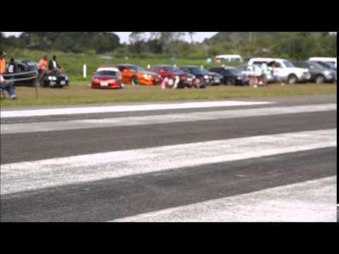 Fiji Car Club Drag Race