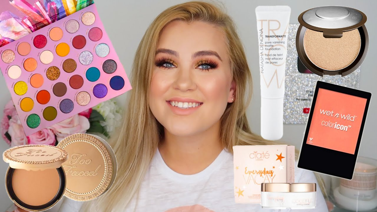 FULL FACE OF MAKEUP I FORGOT ABOUT | Paige Koren