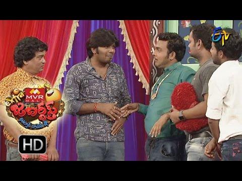 Sudigaali Sudheer Performance | Extra Jabardsth | 30th September 2016  | ETV  Telugu