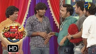 Sudigaali Sudheer Performance | Extra Jabardasth | 30th September 2016  | ETV  Telugu