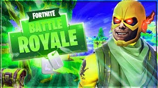 Fortnite Reverse Flash (Speed Hacker) FOUND!