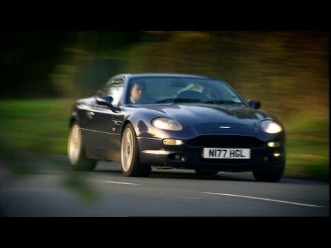 Aston Martin Db7 Test Drive Wheeler Dealers Youtube