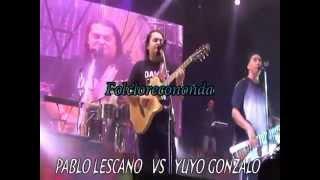 DAMAS GRATIS - PABLO LESCANO VS YUYO GONZALO -STADIO LUNA PARK