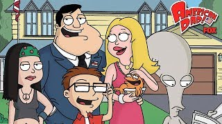 American Dad Full Episodes #American Dad live 12.12 l1