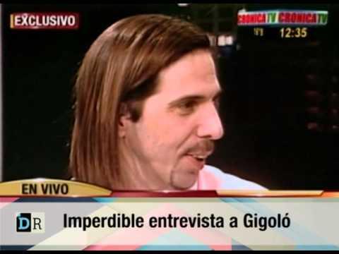 imperdible entrevista a gigolo