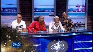 PANIC at the Durban Auditions! – Idols SA | Mzansi Magic